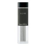 ぺんてる アイン替芯 シュタイン 限定 Simpledays 0.2mm C272WCM HB│シャープペンシル シャープペンシル替芯