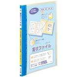 レイメイ 賞状ファイル LSB101A ブルー A3