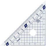 レイメイ 端から目盛り三角定規 APJ132 10cm