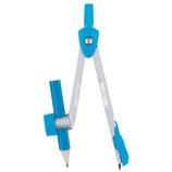 レイメイ コンパス 鉛筆用 JC351A ブルー