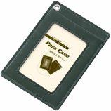 GLOIRE 単パスケース GLP822M グリーン│財布・名刺入れ パスケース