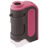レイメイ ハンディ顕微鏡ZOOM RXT203P ピンク