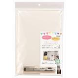 レイメイ藤井 オフホワイトボード A4サイズ LNW1106