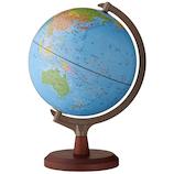 レイメイ 行政タイプ地球儀(組立式) OYV24│雑貨 地球儀・地図
