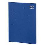 【2019年10月始まり】 レイメイ ユニバーサル ダイアリー インデックス A6 マンスリー RFD2033A ブルー 日曜始まり