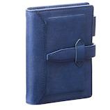 レイメイ藤井 ダヴィンチ グランデ ロロマクラシック システム手帳 mini5 DPM3034A ブルー