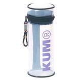 クム(KUM) スタンドペンケース KM197PW パステルホワイト│ペンケース ペンケース・筆箱