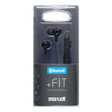 マクセル Bluetooth対応 ワイヤレスカナル型ヘッドホン MXH‐BTC110BK ブラック│オーディオ機器 ヘッドホン・イヤホン