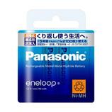 Panasonic エネループ スタンダードモデル BK−4MCC/2