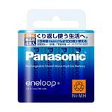 Panasonic エネループ スタンダードモデル BK−4MCC/4