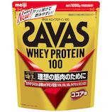 ザバス(SAVAS) ホエイプロテイン100 CZ7427 1050g ココア│ダイエット・健康グッズ プロテイン