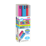 三菱鉛筆 Do!POSCA 5色セット