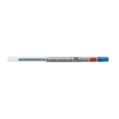 三菱鉛筆 スタイルフィット リフィル ゲルインク 0.28mm ブルーブラック