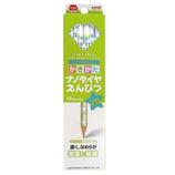 三菱鉛筆 ナノダイヤえんぴつ 2B K69002B 緑