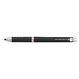 三菱鉛筆 クルトガ ラバーグリップ付 M5-656 ブラック