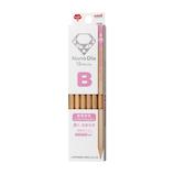 三菱鉛筆 ナノダイヤえんぴつ K6907B B ピンク