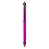 三菱鉛筆 ジェットストリーム スタイラス 3色ボールペン SXE3T-1800-05 0.5mm ピンク