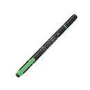 三菱鉛筆 蛍光ペン プロパス2 PUS—101TN 緑