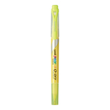 三菱鉛筆 蛍光ペン プロパス・ウインドウ クイックドライ PUS138T.2 イエロー