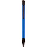 三菱鉛筆 ジェットストリーム スタイラス シングルノック SXNT82-350-07 シャイニーブルー│ボールペン 油性ボールペン