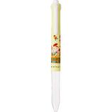 三菱鉛筆 スタイルフィット ディズニーシリーズ 4色ホルダー UE4H-277DS イエロー