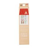 三菱鉛筆 hahatoco 紙ダース箱 かきかた鉛筆 リス&家 K5610 12本入 2B
