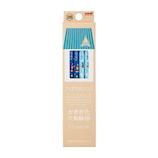 三菱鉛筆 hahatoco 紙ダース箱 かきかた鉛筆 宇宙&海 K5611 12本入 2B