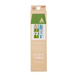 三菱鉛筆 hahatoco 紙ダース箱 かきかた鉛筆 カエル&ペンギン K5612 12本入 B