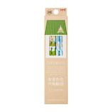 三菱鉛筆 hahatoco 紙ダース箱 かきかた鉛筆 カエル&ペンギン K5612 12本入 2B