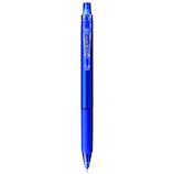 三菱鉛筆 ユニボール R:E オープンクリップ 0.38mm URN-235-38 コバルトブルー│ボールペン 消せるボールペン