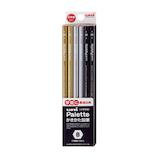 三菱鉛筆 ダース箱鉛筆 6角 PLT B K5617B ブラック