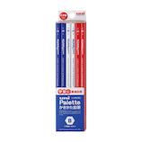 三菱鉛筆 ダース箱鉛筆 6角 PLT B K5618B ブルー│鉛筆・鉛筆削り 鉛筆