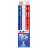 三菱鉛筆 ダース箱鉛筆 6角 PLT 2B K56182B ブルー│鉛筆・鉛筆削り 鉛筆