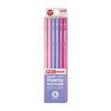 三菱鉛筆 ダース箱鉛筆 6角 PLT B K5619B ラベンダー│鉛筆・鉛筆削り 鉛筆