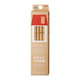 三菱鉛筆 hahatoco ダース箱鉛筆 2B K56212B リス&家│鉛筆・鉛筆削り 鉛筆