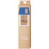 三菱鉛筆 hahatoco ダース箱鉛筆 2B K56222B 宇宙&海│鉛筆・鉛筆削り 鉛筆
