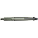 三菱鉛筆 ジェットストリーム 多機能ペン 4&1 MetalEdition(メタルエディション) 0.5mm MSXE5200A5.7 ダークグリーン