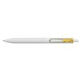 三菱鉛筆 ユニボール ワン 0.38mm UMNS38.K27 サンフラワーイエロー