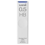 三菱鉛筆 シャープ替芯 ユニ ULS0540HB 0.5mm/HB│シャープペンシル シャープペンシル替芯