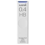 三菱鉛筆 ユニ シャープ替芯 0.4mm HB ULS0430HB│シャープペンシル シャープペンシル替芯