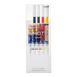 【発売日:2021年09月25日00時】三菱鉛筆 エモット(EMOTT) pencil NO.3 NOSTALGIC 4本入
