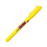 三菱鉛筆 プロッキー 細字丸芯/極細 PM120T 黄