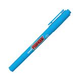 三菱鉛筆 プロッキー 細字丸芯/極細 PM120T 水色
