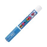 三菱鉛筆 ユニ ポスカ ラメ入り極細 PC-1ML ブルー