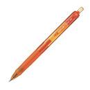 三菱鉛筆 ユニボールシグノ ノック式 極細 0.38mm UMN-103 オレンジ