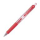 三菱鉛筆 ユニボールシグノ ノック式 極細 0.38mm UMN-103 赤│ボールペン 水性ボールペン