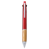 三菱鉛筆×東急ハンズ グリーンブランチプロジェクト ジェットストリーム4&1 0.5mm ボルドー│ボールペン 多機能ペン