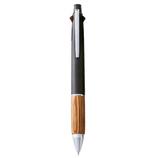 三菱鉛筆×東急ハンズ 東急ハンズオリジナル グリーンブランチプロジェクト ジェットストリーム4&1 0.5mm ブラック