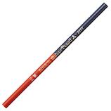 三菱鉛筆 朱藍5:5鉛筆 K2667 朱藍