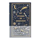 ミドリ 日記 1日1ページ 洋書 12880 星柄│手帳・日記帳 日記帳